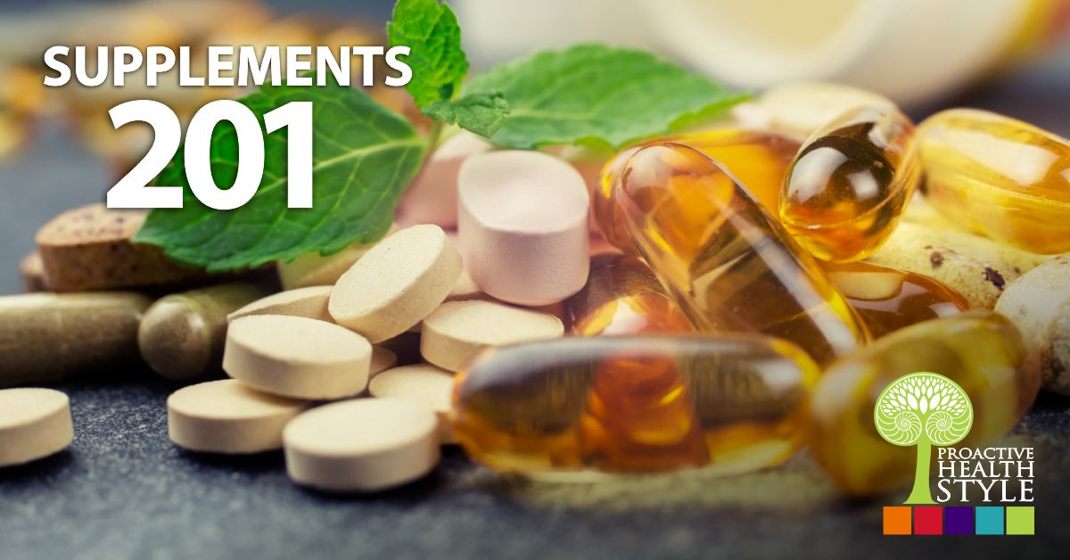 supplements 201